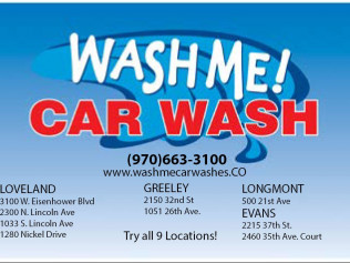 Wash me car wash loveland co self service car wash hands free wash me wash cards solutioingenieria Choice Image