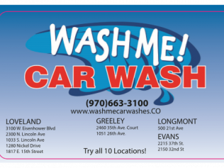 automated car wash Greeley co